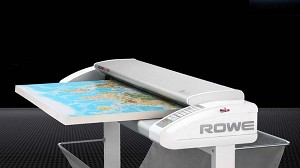 "ROWE Scan 850i T44C 44"" Thick Document Color Large Format Scanner"