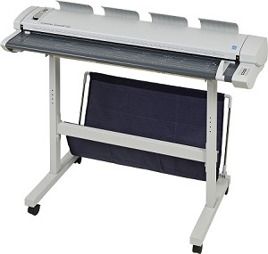 "Colortrac SmartLF SG36E 36"" Thick Document Express Color Large Format Scanner"